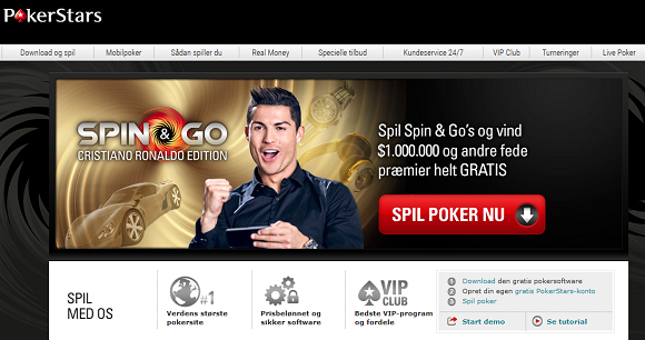 PokerStars.dk
